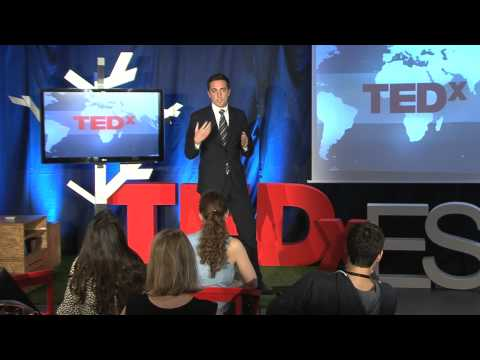Where does Meritocracy lie?   Matteo Achilli   TEDxESADE