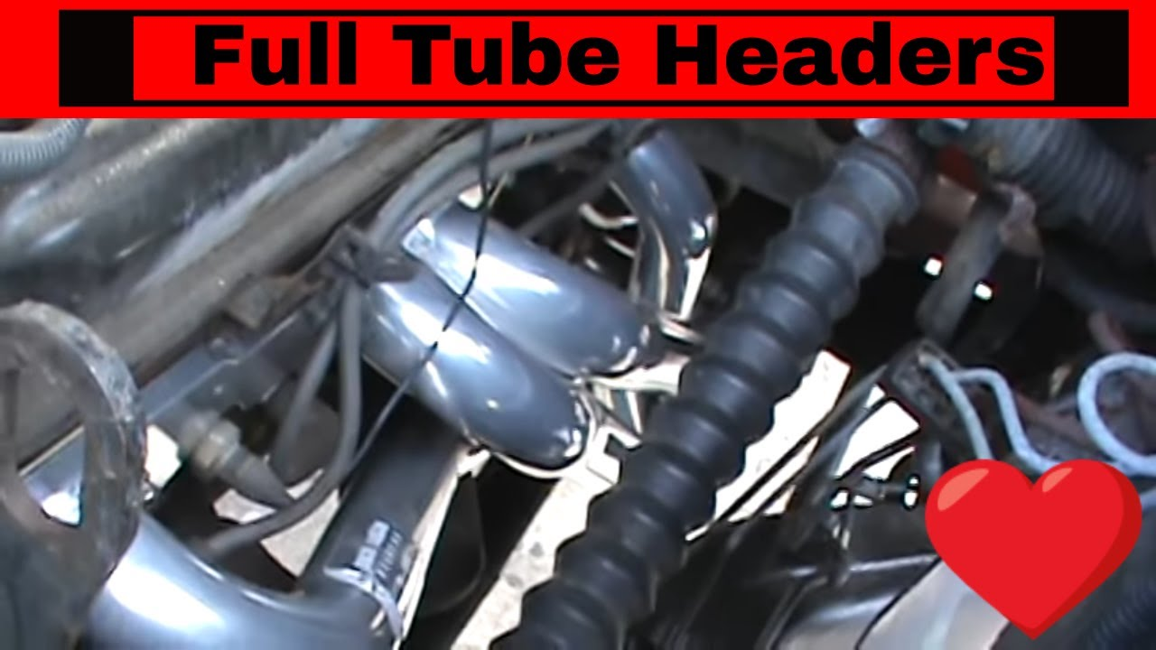 1988 chevy 1500 long tube headers