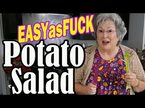 EASYasFUCK - Potato Salad - 3 Ingredients