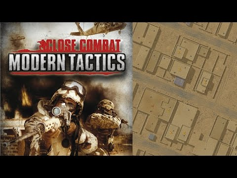 Close Combat Modern Tactics Operation Center Back