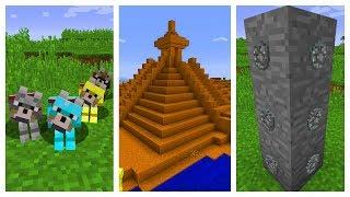 5 Rzeczy, Które Powinny Być w Minecraft (1.14) 31!