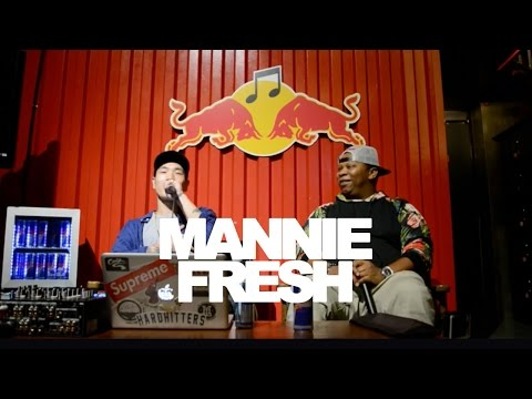 Mannie Fresh lecture with B-Free. Red Bull Music Academy Seoul Session