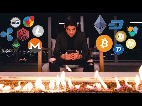 My Top 5 Cryptocurrency Coins 2018