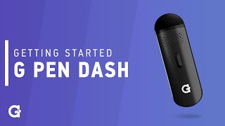 Video: G PEN DASH VAPORIZER