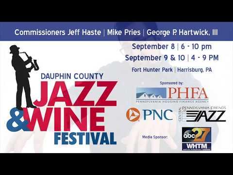 Dauphin County Jazz & Wine Festival 2017