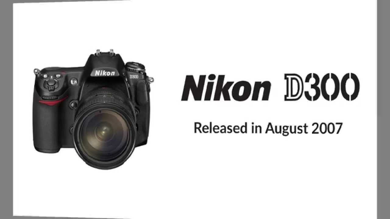 Nikon D300 - Camera Overview - YouTube