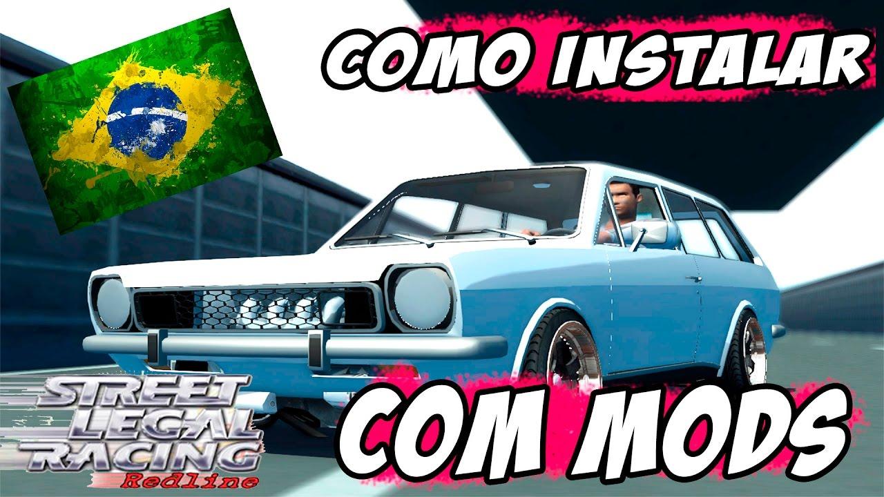 carros brasileiros para slrr 2.2.1