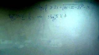 Подготовка к ЗНО 2014 [БЕСПЛАТНЫЙ УРОК✔] Математика ★ КИЕВ ★ Решение  #5# задач по математике
