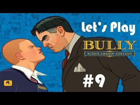 Let's Play Bully Scholarship Edition - Ohh Its Like Call of Duty |