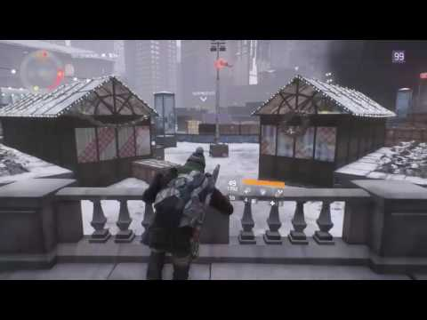 Stealin' Teals/Gear set Items in Tom Clancy's The Division
