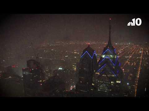 Severe Storm Barrels Through Philly | NBC10 Philadelphia