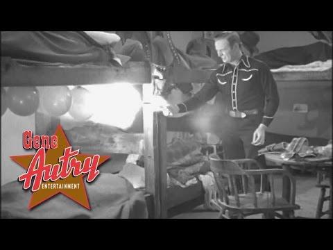 Gene Autry & Smiley Burnette - I Love the Morning (from Western Jamboree 1938)