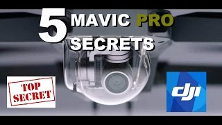 [[NEW]] - 5 DJI Mavic Pro Tips and Tricks!!!