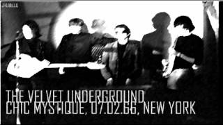 The Velvet Underground - Chic Mystique @ Delmonico