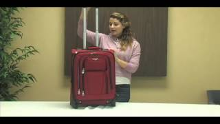 """Rockland F161 20"""" Carry-On Upright 360 Spinner Thumbnail"""