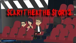 Scary Theatre Story2(Animated in Hindi)|IamRocker|