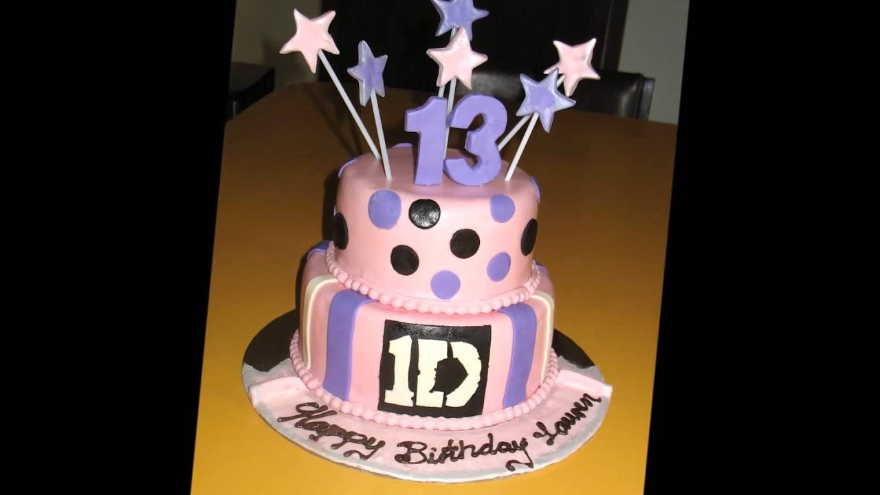 One Direction Birthday Cake YouTube
