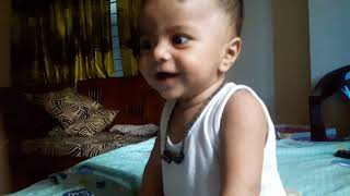 funniest laughing moment by a cute baby