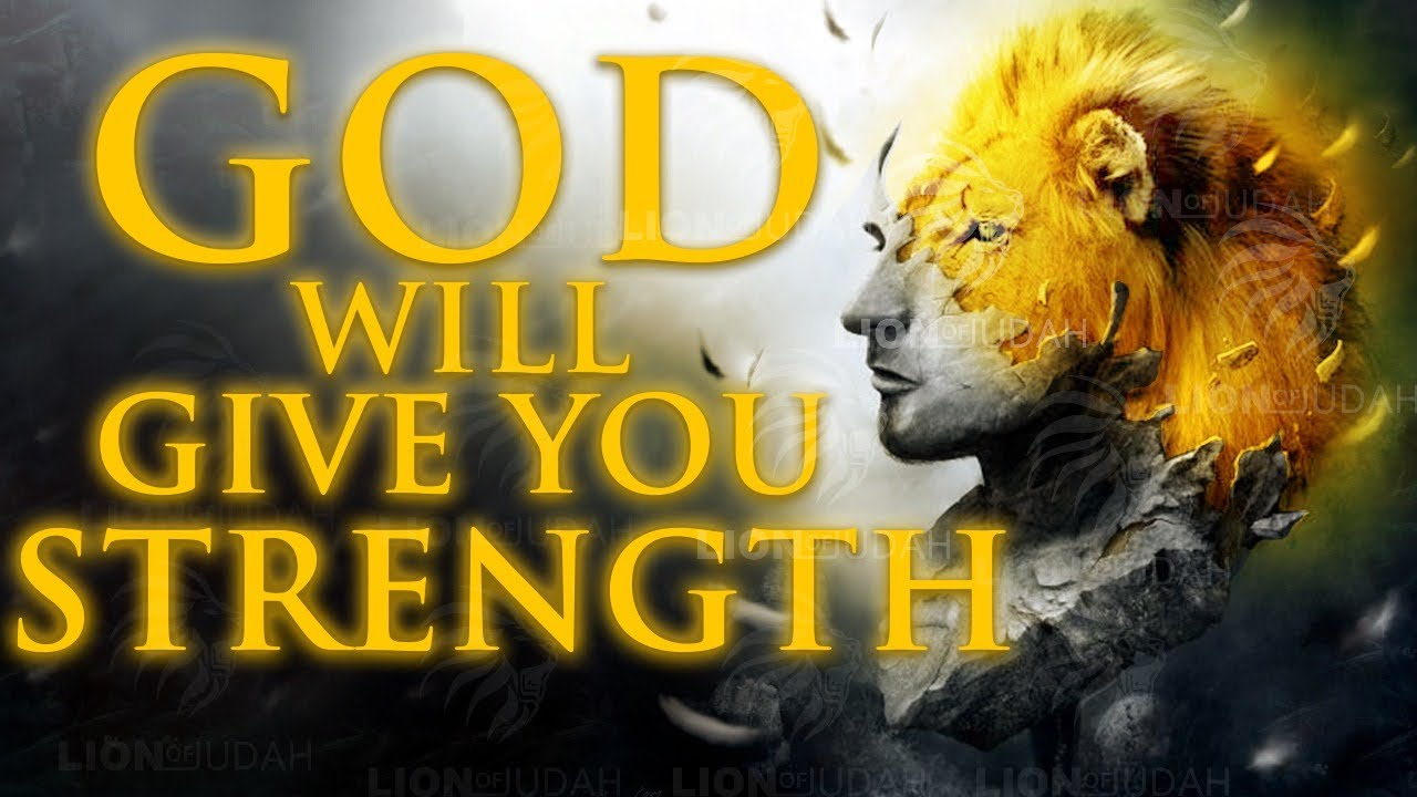 DON'T GIVE UP   God Will Give Your Strength - Motivational Video