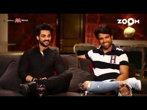 Karan Wahi & Rithvik Dhanjani On Open House With Renil | UNCUT