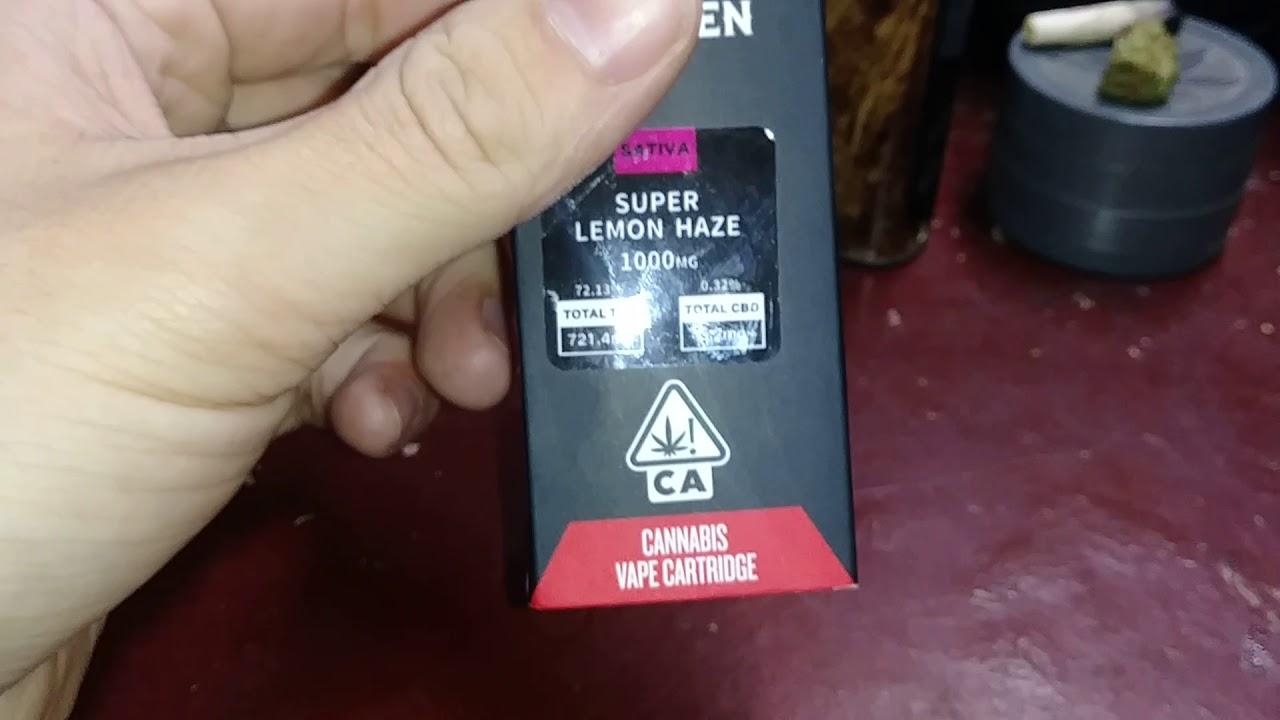 Kingpen Super Lemon Haze Review | Opinion/Experience