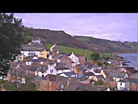 Walking Meditation - Whitsand Bay to Cawsand (Inland) with Original Music (HD)