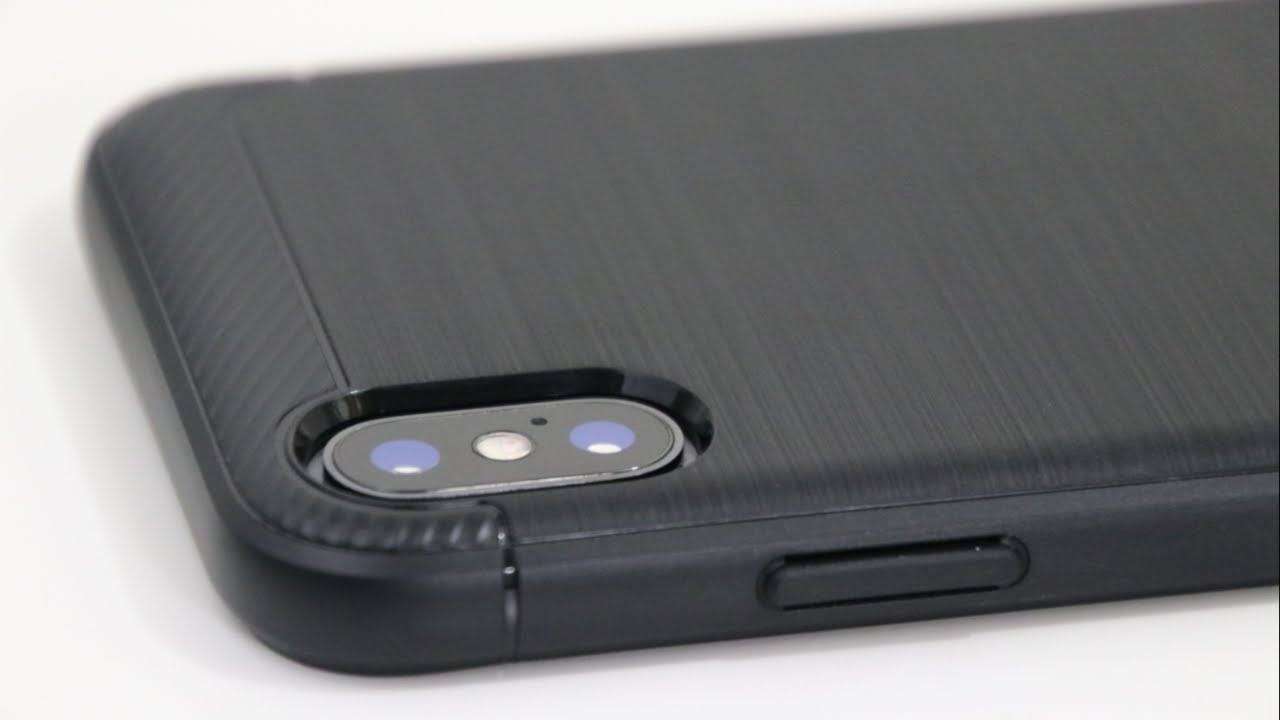 onyx iphone xs case