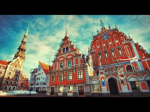 Riga city tour (Latvia)