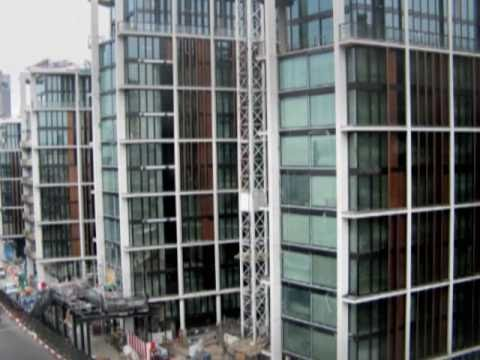 5 years in 1 minute: One Hyde Park: The Residences at Mandarin Oriental, London