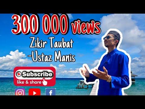 Ustaz Manis - Zikir Taubat