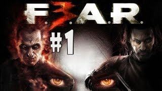F.E.A.R. 3 - Walkthrough - Part 1 - Prison (PC) [HD]