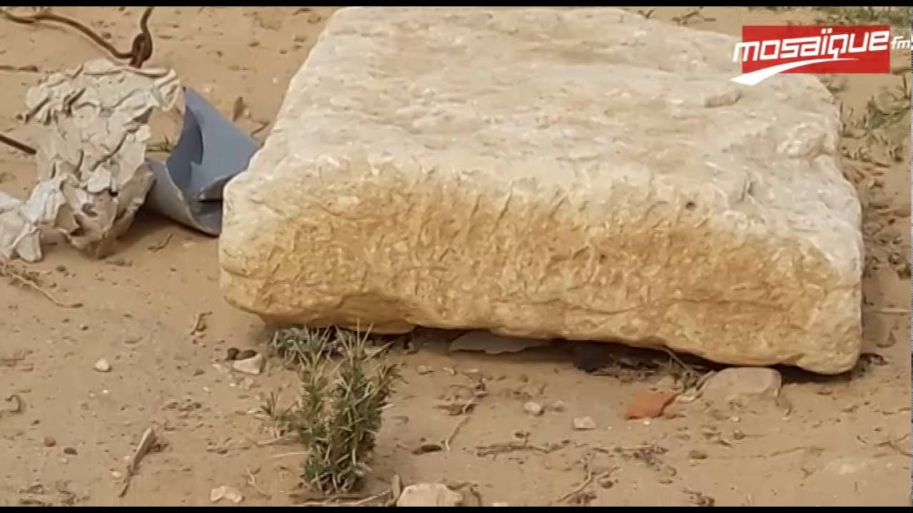 معالم القصرين الأثري ة تسيل لعاب المخربين والباحثين عن الكنوز Youtube