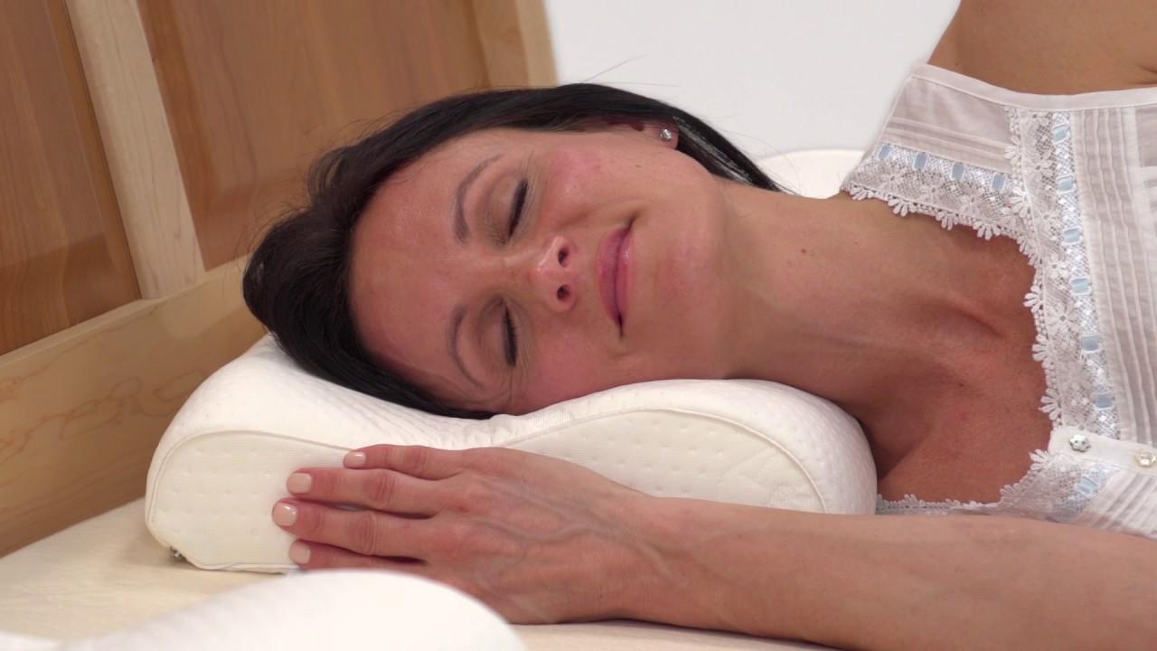 tempurneck pillow relax the back