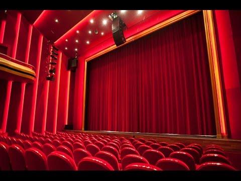 Cortinas de telon motorizadas para teatros escenarios - Cortinas para escenarios ...