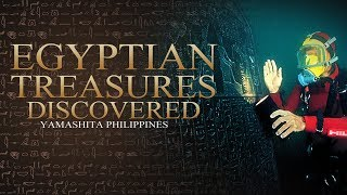 Egyptian Treasures Discovered