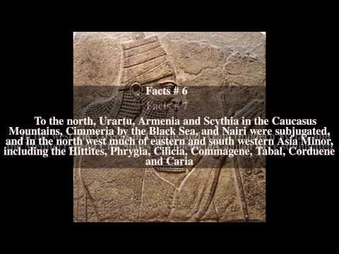 Tiglath-Pileser III Top # 10 Facts