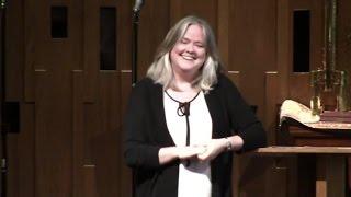 "Rev. Karen Lindvig Sermon ""The Gift""—Seattle Unity Church—12-14-2014"