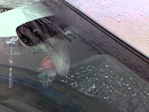 Renault Megane Rain Sensor Youtube