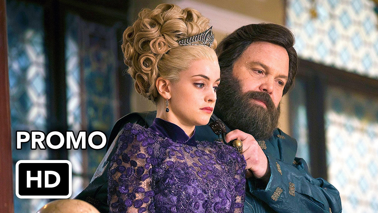 """Download Emerald City 1x09 Promo """"The Villain That´s Become"""" (HD)"""