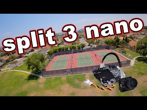 RunCam Split 3 Nano Footage Sneak Peek 📷