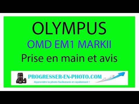 OM-D E-M1 Mark2  l'hybride au top de chez Olympus : Prise en main et avis