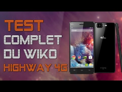 Test du Wiko Highway 4G