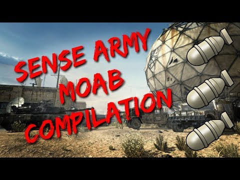 Sense Army Members Moab Compilation