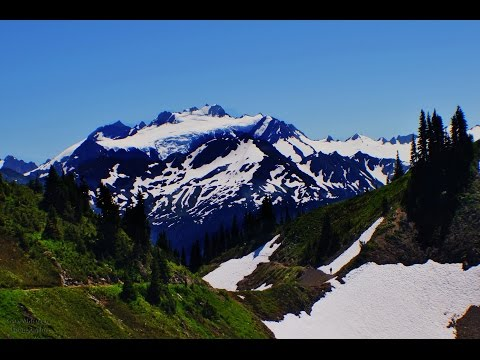 From the Mountains to the Sea *Part 1 -- From the Mountains of Olympic National Park
