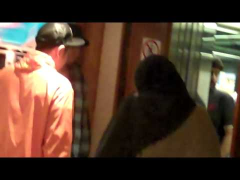 [HD][FANCAM] 120622 EXO-K MANAGER SEUNGHWAN AT HOTEL