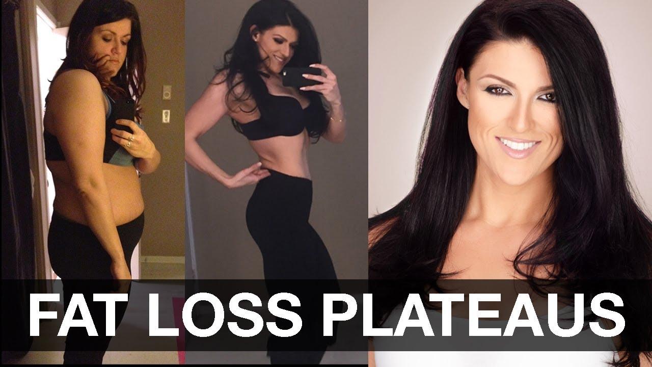 weight loss vs fat loss plateau