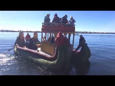 秘魯的漂浮的民族:的的喀喀湖 Lake Titicaca from Puno & Copacabana