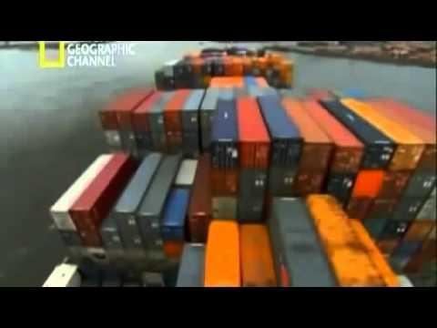 El Puerto de Rotterdam - Megaestructuras