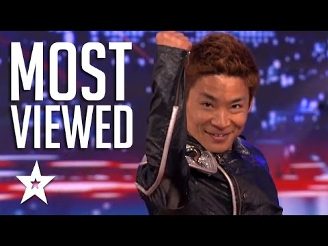 MOST VIEWED America's Got Talent Auditions EVER! | Got Talent Global