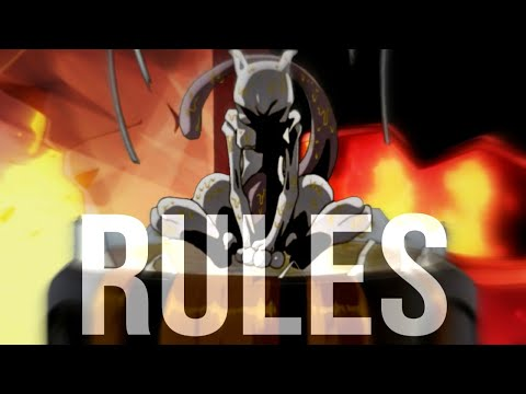 Pokemon {AMV} Mewtwo - RULES